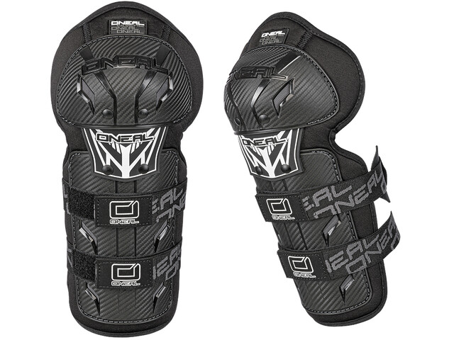 O'Neal Pro III Carbon Look Knee Guards Youth black